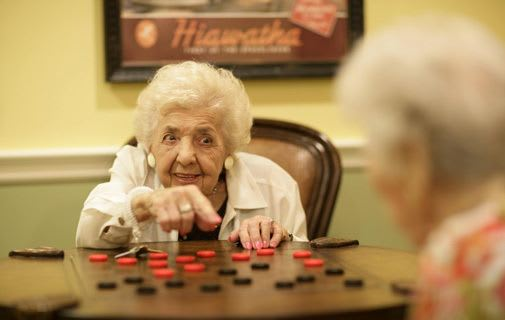 Find new friends at senior living in Vero Beach