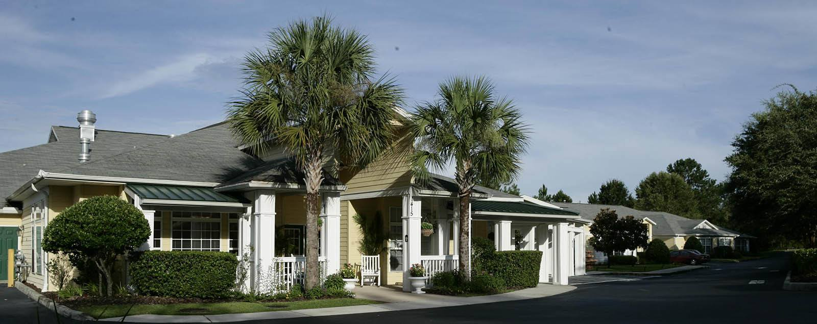 Map & directions to senior living in Gainesville