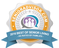 Various senior living awards in Naples