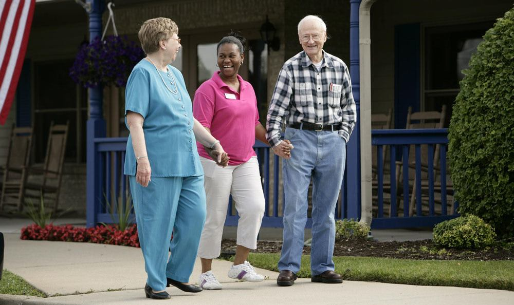 Our staff will be there with you every step to help improve your well-being and happiness at our Sterling Heights senior living facility