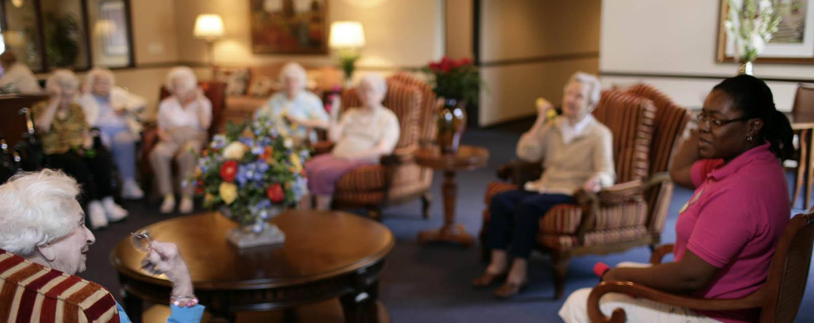 Fabulous senior living in Sterling Heights