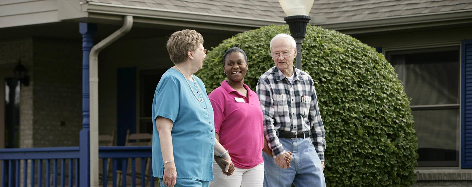 Request a Sterling Heights senior living facility brochure