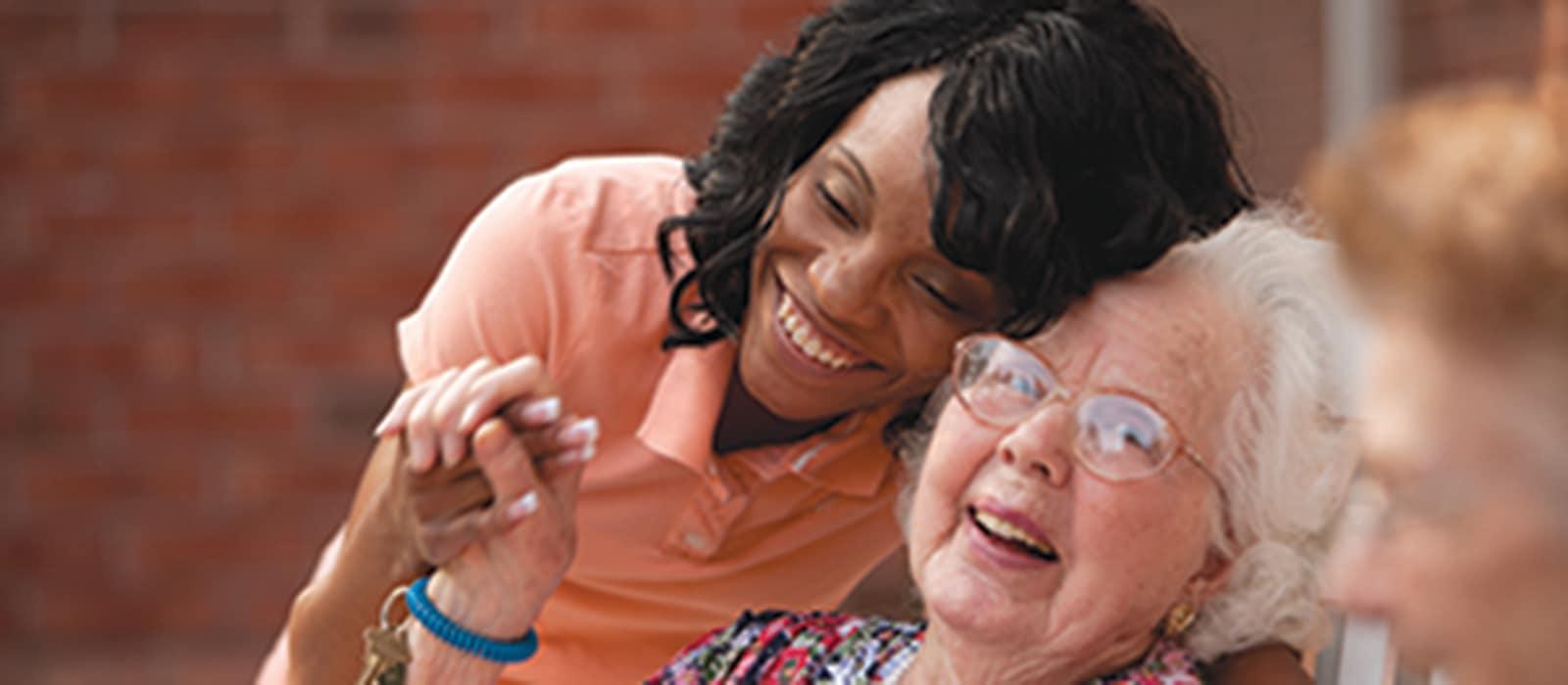 nurses at Harbor Retirement