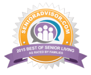 Various senior living awards in Columbia