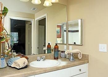 ... Bathroom At The Apartments For Rent At Sorrento At Tuscan Lakes