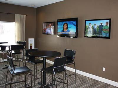 Check out all the community amenities at Stadium Suites