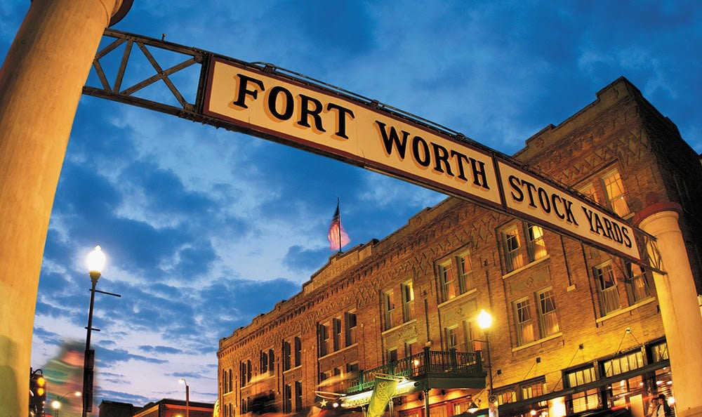 The Fort Worth Stockyards are a popular attraction for residents and guests here at The Depot.