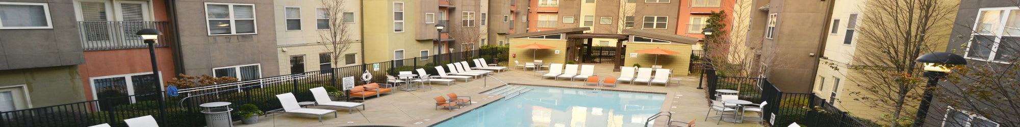 Contact The Flats for information about our apartments in Atlanta
