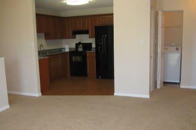 Open floor plans at apartments for rent at Azalea Village Apartments.