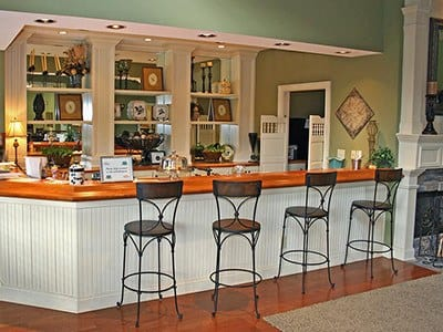 You'll find that the clubhouse at The Vinings at Newnan Lakes is clean and fully equipped for entertaining your friends and family.