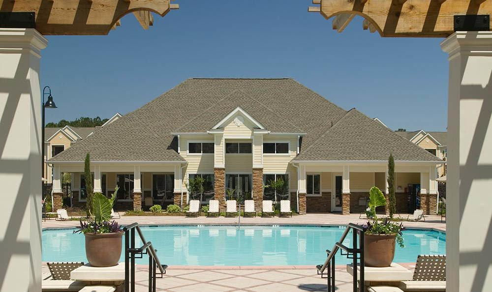 Pool at The Carlyle at Godley Station in Pooler, GA