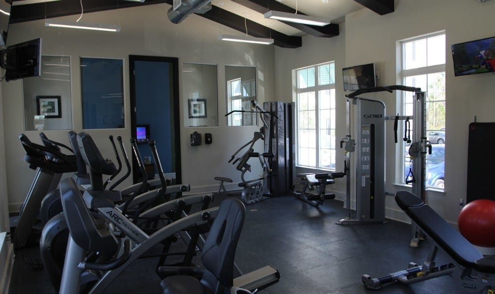 Exercise studio at Emerson at Celebration in Celebration, FL
