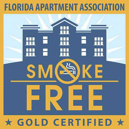Emerson at Celebration is smoke free