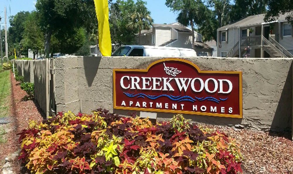 Your new home at Creekwood Apartment Homes.