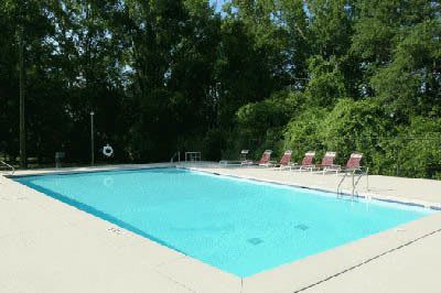 Pool at Brookview Apartment Homes in Douglasville