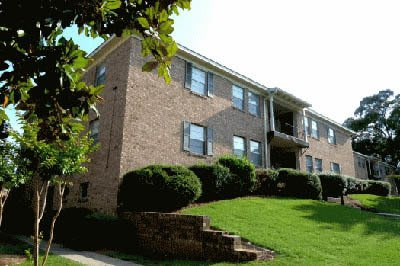 Exterior of Brookview Apartment Homes in GA
