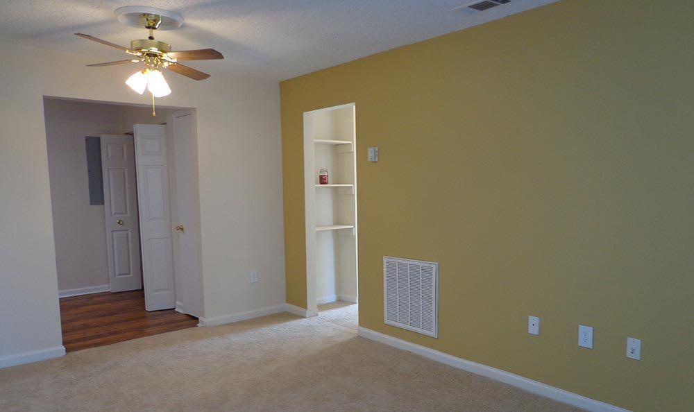 Interior of apartments in Douglasville