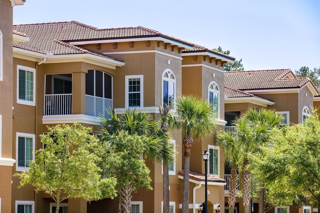 Exterior at Florida Club at Deerwood in Jacksonville, Florida