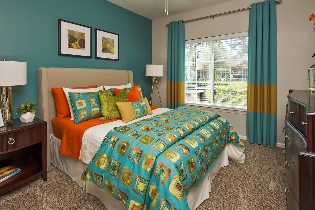 Bedroom at Florida Club at Deerwood