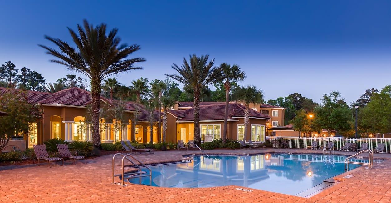 Swimming Pool at Florida Club at Deerwood in Jacksonville, Florida