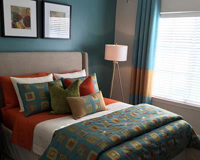 Enjoy your new spacious bedroom at Florida Club at Deerwood