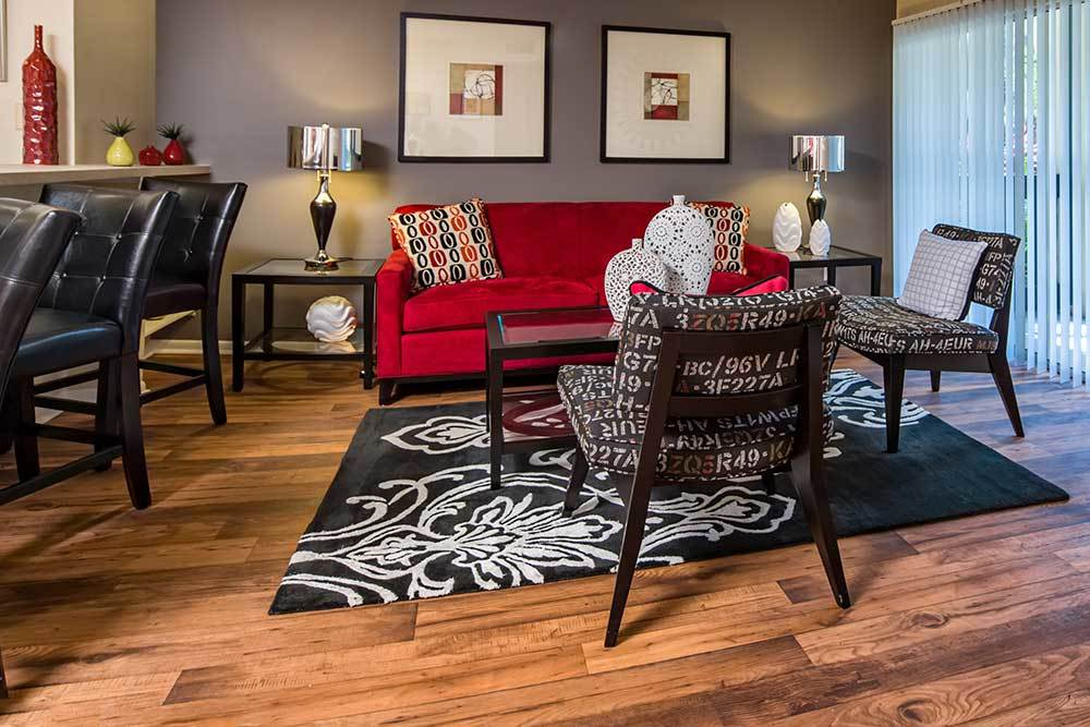 Park East Apartments has a variety of floor plans to choose from!