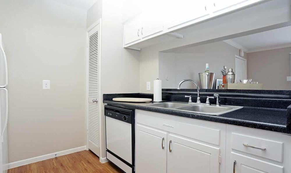 Kitchen at Brittany Place Apartments