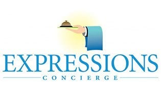Expressions concierge services.