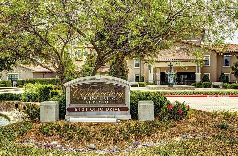 Come visit our beautiful senior living community in Plano, TX.