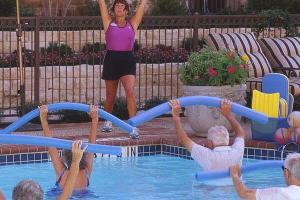Our senior living programs support residents' overall wellness
