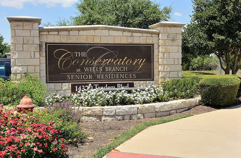 Welcome to luxurious senior living at Conservatory at North Austin!