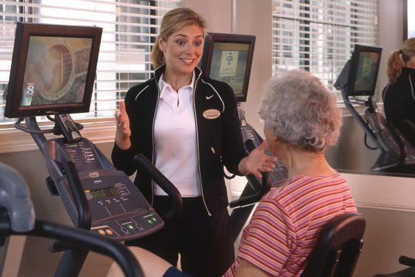 Enjoy a full array of services at our senior living community