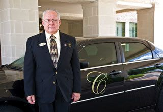 Senior living community offers chauffeured transportation