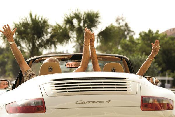 Enjoy luxury senior living with our lifestyle programs