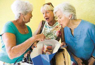 Enjoy the senior living community activities