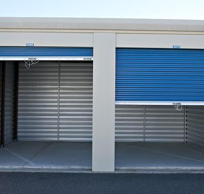 outside storage units at hampton
