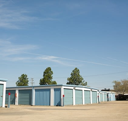 Big Bethel self storage facility