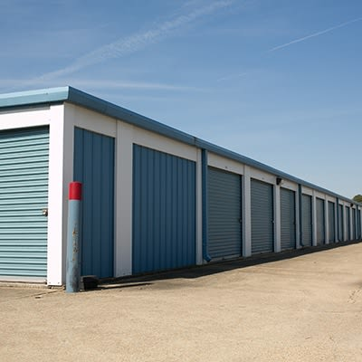 storing goods at portsmouth storage