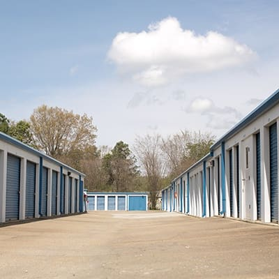 Chesapeake self storage facility
