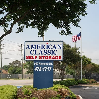 facility manager at Virginia Beach self storage