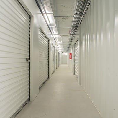 happy storage clerk in Virginia Beach