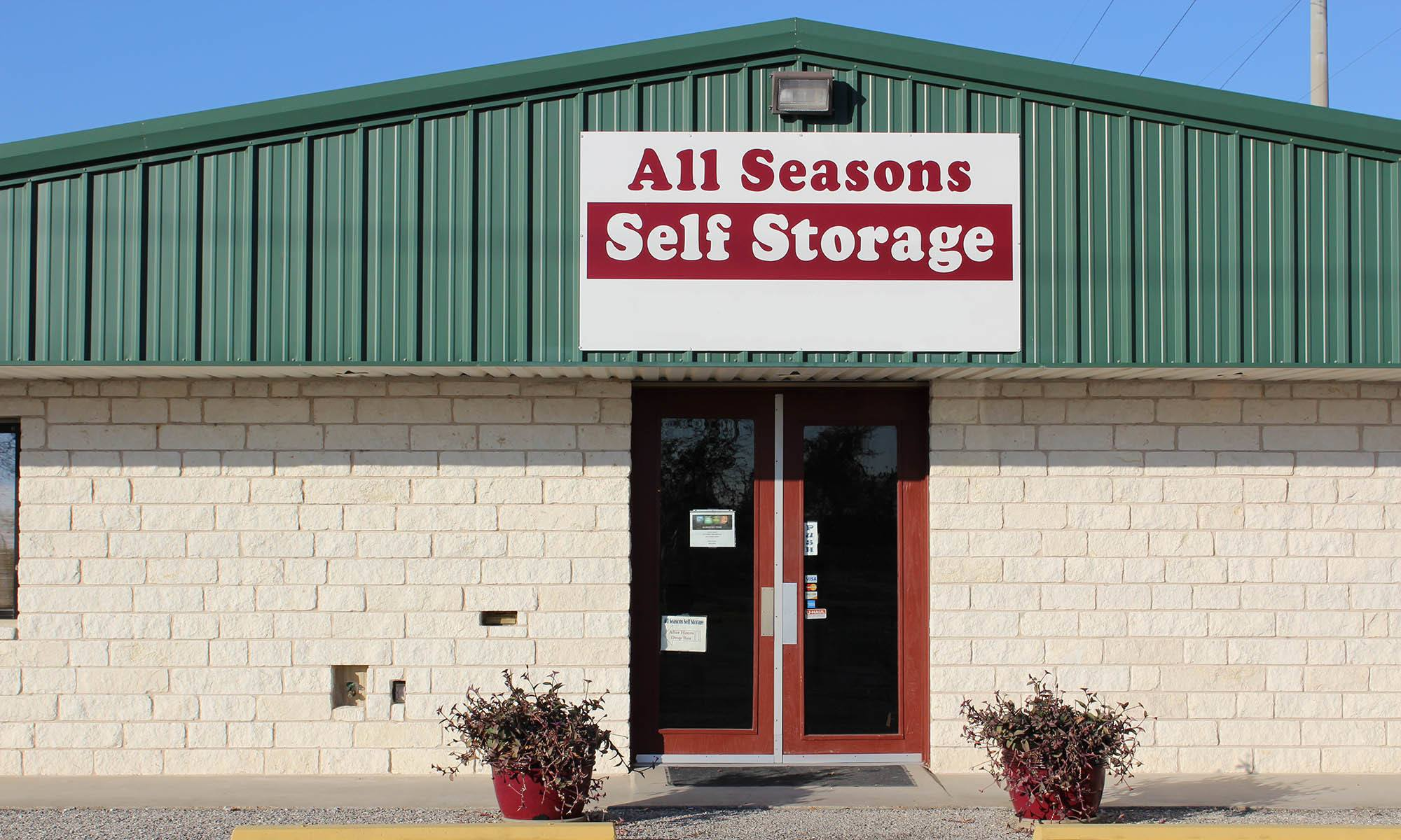 Self storage in Granbury TX