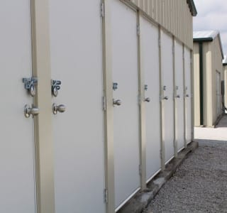 Covered Rv Storage In Granbury