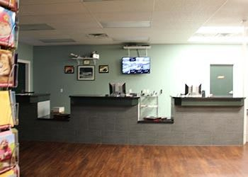 A-1 Self Storage Lufkin Lobby