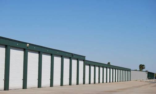 Rent storage units at our Dickinson facility