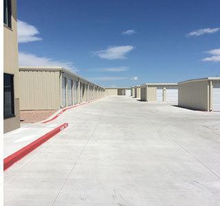 Self storage facility in Colorado Springs, CO