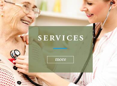 Services at Westbrook Gardens Senior Living Community