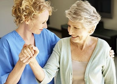 Assisted living care at Westbrook Gardens