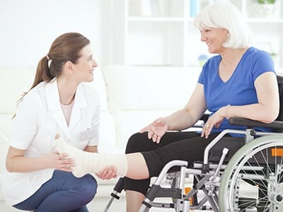 Skilled nursing at PARCway Post Acute Recovery Center in Oklahoma City