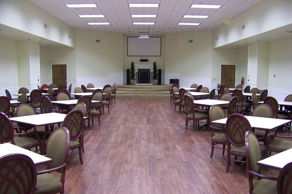 Conference room at PARCway Post Acute Recovery Center